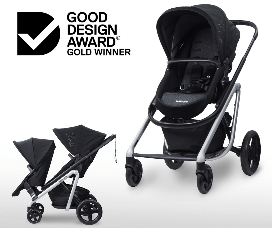 Why mums love the Award-winning Maxi-Cosi Lila Stroller!